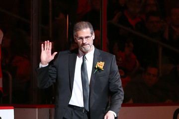 Ron Hextall Carolina Hurricanes v Philadelphia Flyers