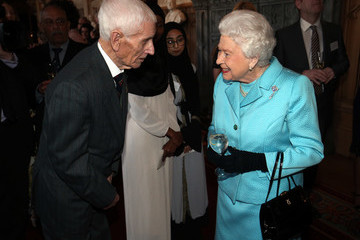 Ron Knight The Queen Hosts A Reception To Mark The 100th Anniversary Of The National Council For Voluntary Organizations
