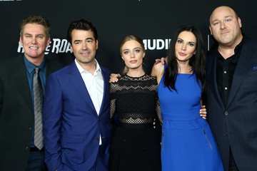 Ron Livingston Anja Savcic AT&T AUDIENCE Network Premieres 'Loudermilk' and 'Hit the Road'