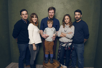 Ron Livingston Joe Swanberg Sundance Film Festival Portraits: Day 4