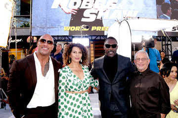 Ron Meyer Donna Langley Premiere Of Universal Pictures' 'Fast And Furious Presents: Hobbs And Shaw'