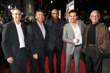 Ron Meyer Jeff Shell 'Ride Along' Premieres in Hollywood — Part 2