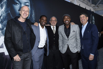 Ron Meyer Jeff Shell Universal Pictures' Special Screening Of 'Breaking In' - Red Carpet