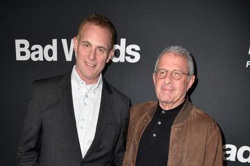 Ron Meyer Peter Schlessel 'Bad Words' Premieres in Hollywood