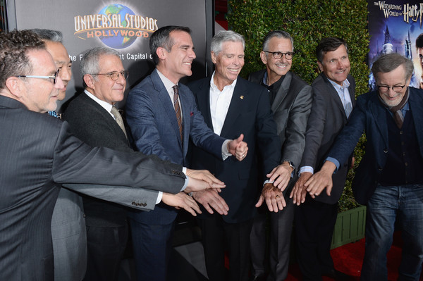 Universal Studios Hollywood Hosts the Opening of 'The Wizarding World of Harry Potter' - Arrivals