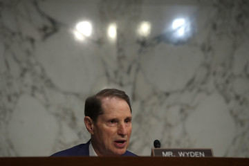 Ron Wyden Senate Select Committee Holds Hearing on Russia's Cyber Efforts During 2016 Election