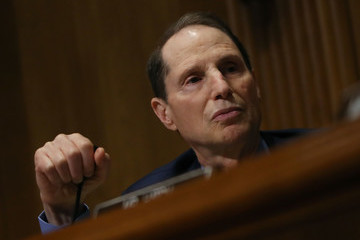 Ron Wyden Senate Holds Confirmation Hearing for Treasury Security Nominee Steven Mnuchin