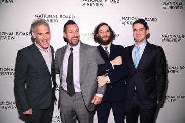 Ronald Bronstein Benny Safdie The National Board Of Review Annual Awards Gala - Arrivals