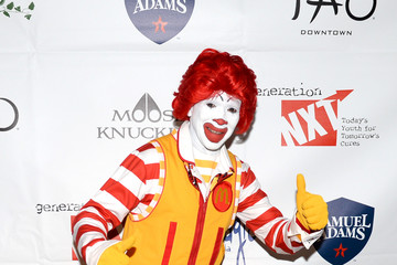 Ronald Mcdonald Generation NXT Hosts Charity Fundraiser For Ronald McDonald House New York