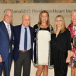 Ronald O. Perelman Barbra Streisand Visits The Ronald O. Perelman Heart Institute