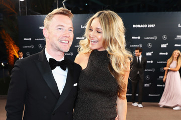 Ronan Keating Red Carpet - 2017 Laureus World Sports Awards - Monaco