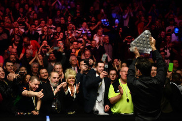 Ronnie O'Sullivan The Dafabet Masters - Day Eight