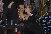 Olivier Sarkozy and Mary Kate Olsen attend performance of Ronnie Wood And Mick Taylor With Special Guests at The Cutting Room on November 7, 2013 in New York City.