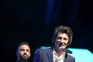 Ronnie Wood The Prince's Trust And TK Maxx & Homesense Awards 2020