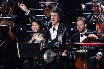 Ronnie Wood The BRIT Awards 2020 - Show