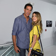 Rony Seikaly Opening of Lenny Kravitz FLASH Photography Exhibition