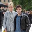 Roo Panes Burberry Spring Summer 2013 Womenswear Show - Arrivals