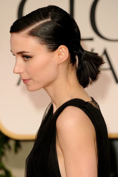 Rooney+Mara+69th+Annual+Golden+Globe+Awa
