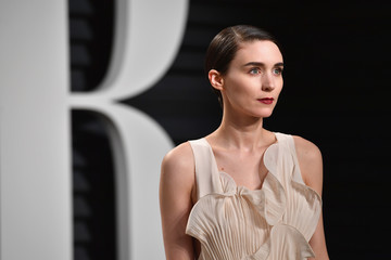 Rooney Mara 2017 Vanity Fair Oscar Party Hosted By Graydon Carter - Arrivals