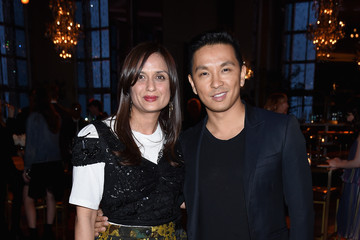 Roopal Patel Harper's BAZAAR 150th Anniversary Event Presented With Tiffany & Co at The Rainbow Room - Inside