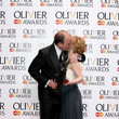 Rory Kinnear Laurence Olivier Awards - Press Room