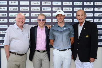 Rory McIlroy George Horan DP World Tour Championship - Previews