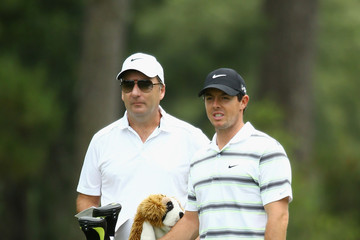 Rory McIlroy J-p Fitzgerald THE PLAYERS Championship - Preview Day 3