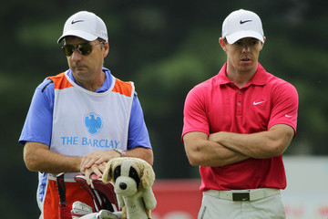Rory McIlroy J-p Fitzgerald The Barclays: Round 1