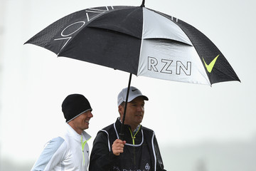 Rory McIlroy J-p Fitzgerald The Irish Open - Previews