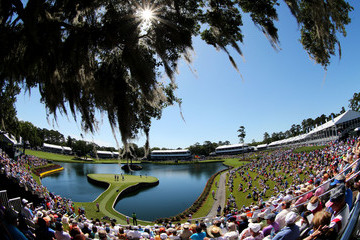 Rory McIlroy Jason Day THE PLAYERS Championship - Round One