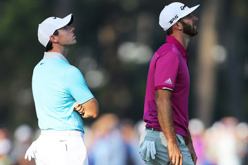 Rory McIlroy THE PLAYERS Championship - Round Two