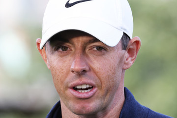 Rory McIlroy U.S. Open - Preview Day 2
