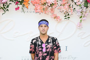 Andrew Warren attends Rosé Day Miami at 1 Hotel South Beach on December 07, 2019 in Miami, Florida.