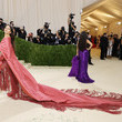 Rosalía The 2021 Met Gala Celebrating In America: A Lexicon Of Fashion - Arrivals