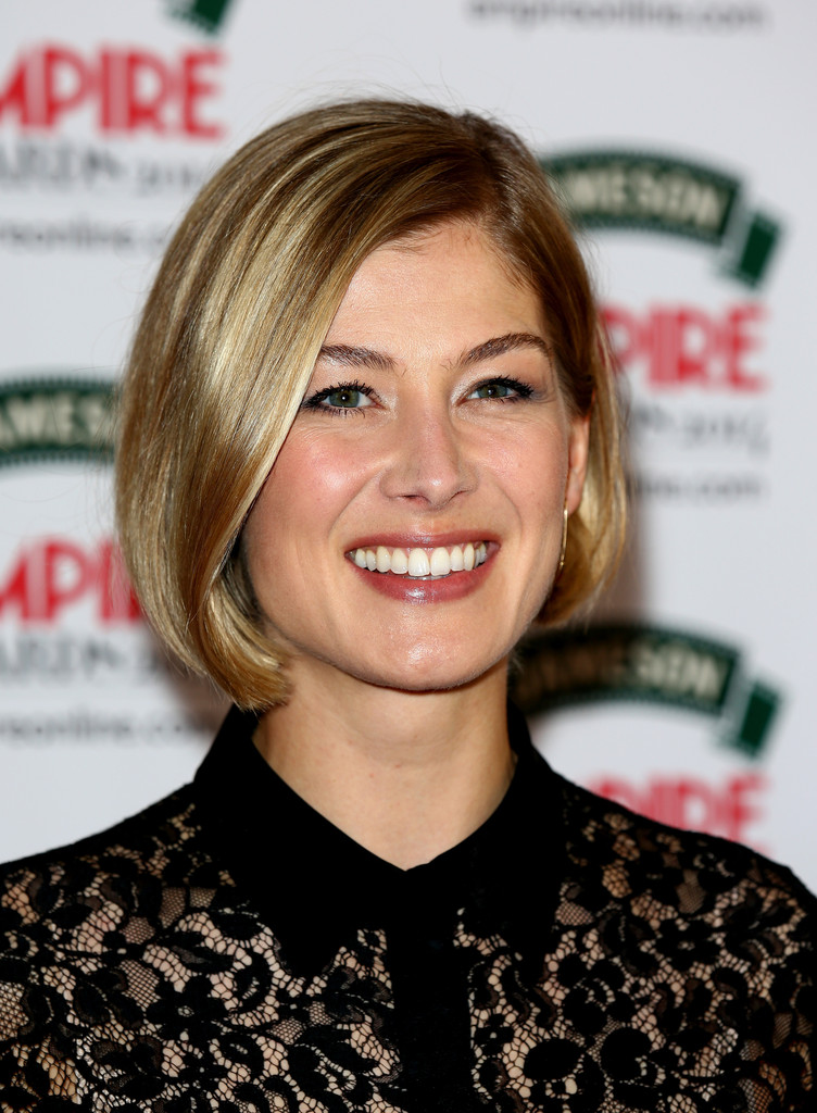 Rosamund Pike attends the Jameson Empire Awards 2014 at the Grosvenor    Rosamund Pike 2014
