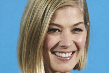 Rosamund Pike 'What We Did On Our Holiday' Madrid Photocall