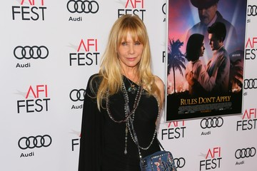 Rosanna Arquette AFI FEST 2016 - Opening Night Premiere Of 'Rules Don't Apply' - Red Carpet