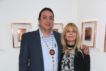Rosanna Arquette Depart Foundation hosts Standing Rock Sioux Tribal Chairman Dave Archambault II for the first public conversation in Los Angeles about the Dakota Access Pipeline