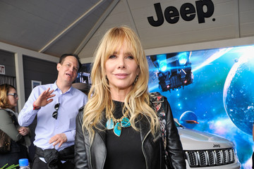 Rosanna Arquette Jeep at the 2017 Film Independent Spirit Awards