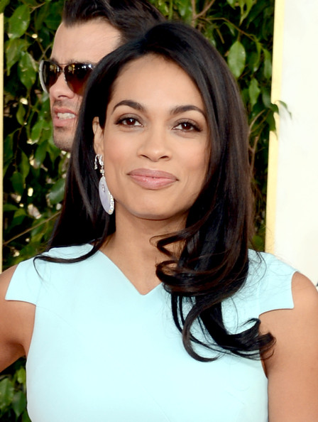 Rosario Dawson - 70th Annual Golden Globe Awards - Arrivals
