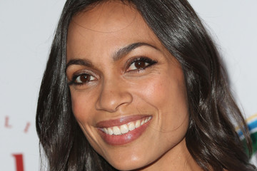 Rosario Dawson UCLA IOES Celebrates The Champions of Our Planet's Future - Arrivals