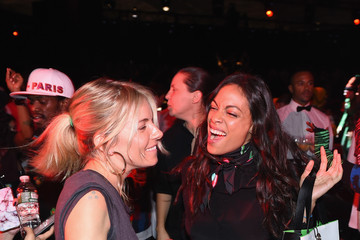 Rosario Dawson KENZO x H&M Launch Event Directed by Jean-Paul Goude' - Performance & Party