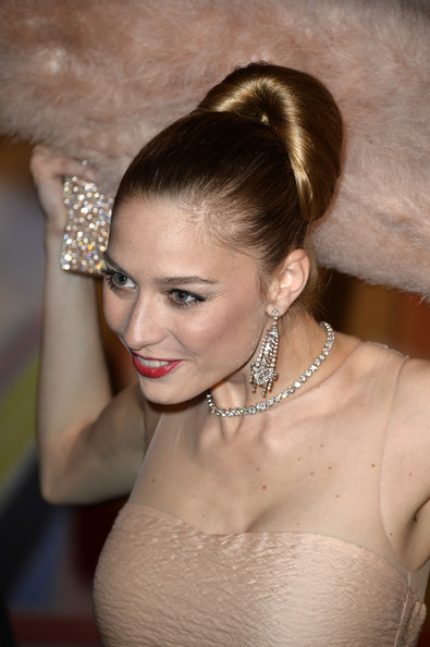 Beatrice Borromeo attends the Rose Ball 2014 in aid of the Princess Grace Foundation at Sporting Monte-Carlo on March 29, 2014 in Monte-Carlo, Monaco.