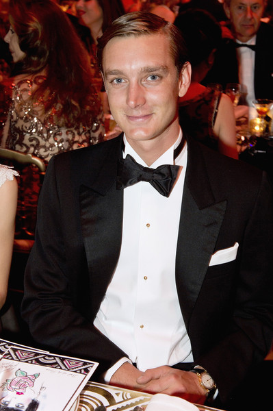 (TABLOIDS OUT) Pierre Casiraghi attends the Rose Ball 2015 in aid of the Princess Grace Foundation at Sporting Monte-Carlo on March 28, 2015 in Monte-Carlo, Monaco.