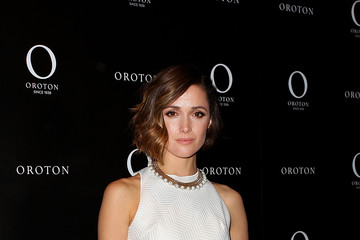 Rose Byrne Rose Bryne Is the New Face of Oroton