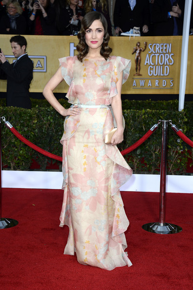 Rose Byrne - 19th Annual Screen Actors Guild Awards - Arrivals