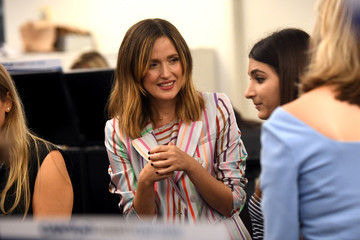 Rose Byrne Annual Charity Day Hosted By Cantor Fitzgerald, BGC and GFI - Cantor Fitzgerald Office - Inside