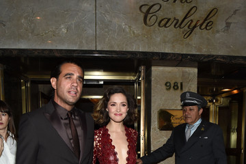 Rose Byrne MET Gala 2015 - Departures From the Carlyle