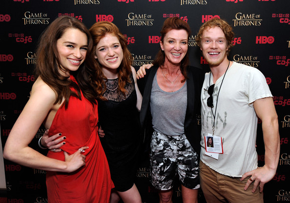 """HBO Celebrates """"Game Of Thrones"""" At WIRED Cafe At Comic-Con"""