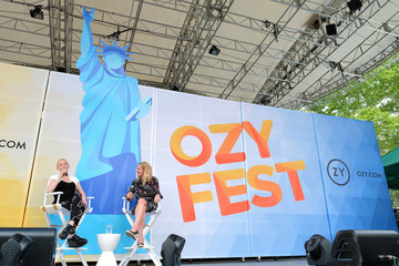 Rose McGowan OZY FEST 2018 Presented By OZY.com - Day 1